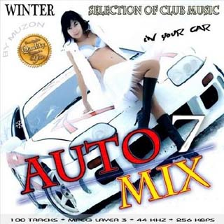 VA - Auto Mix vol 7 (2012) - скачать