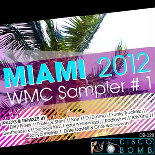 VA Disco Bomb Miami Sampler 2012 - скачать