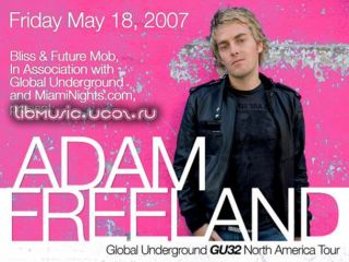 Adam Freeland - MiamiNights скачать бесплатно