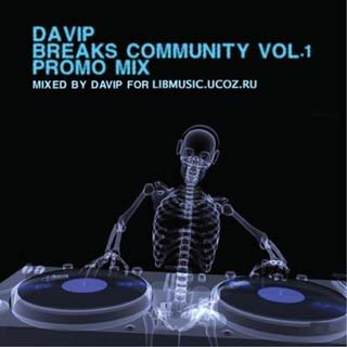 Davip - Breaks Community Mix vol 1 - скачать