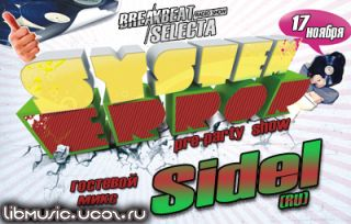 Yurkiy - Break beat Selecta 17 November 2009 скачать бесплатно