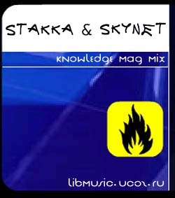 Stakka and Skynet - Knowledge Mag Mix 2001 скачать бесплатно