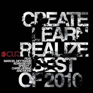 VA - Create Learn Realize Best of 2010 - скачать бесплатно