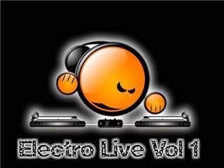 Electro Live Vol 1 15-01-2009 - скачать