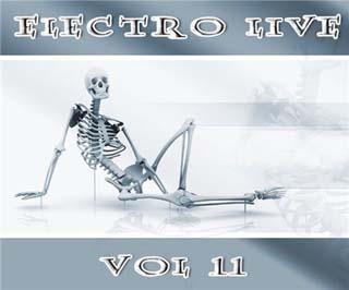 Electro Live Vol 11 07-03-2009 - скачать