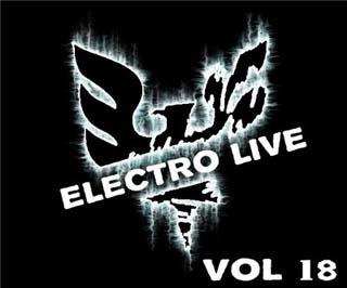 Electro Live Vol 18 16-05-2009 скачать