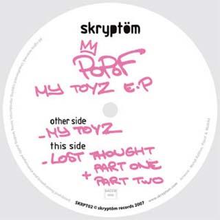 Popof - My Toyz EP - скачать бесплатно