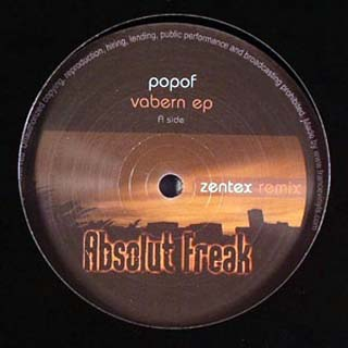 Popof - Vabern ( EP ) - скачать бесплатно