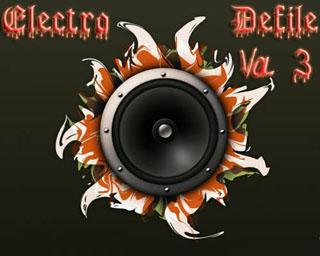 VA - Electro Defile Vol 3 29-11-2008 скачать бесплатно