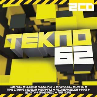 VA - Techno 62 (2012) - скачать бесплатно