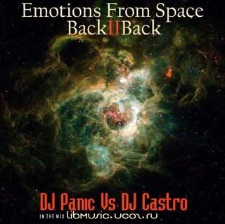 DJ Panic, DJ Castro - Emotion-s from Space - скачать бесплатно